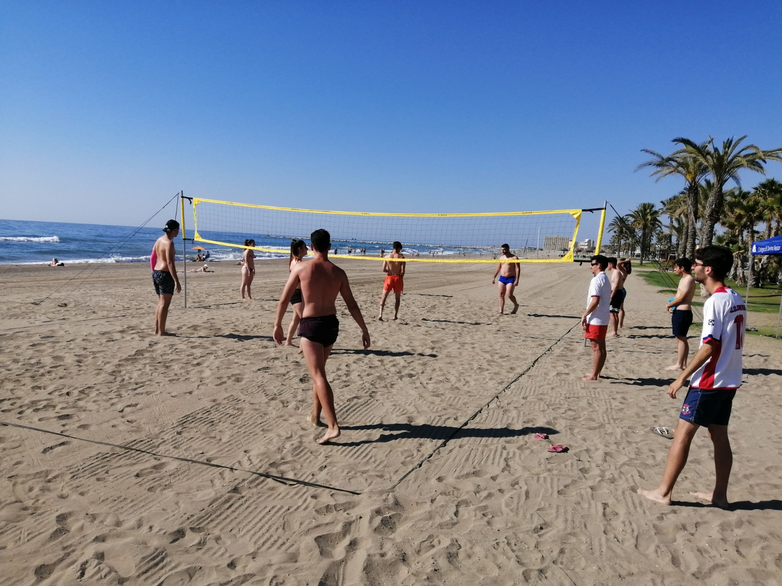 voley playa TAFAD y TECO